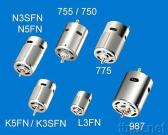 Micro DC Motors for Electric Tools