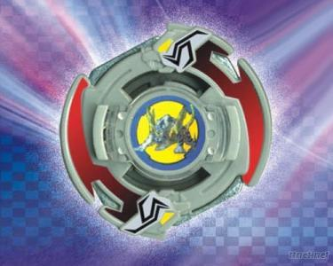 Super Fighter Spinning Top