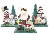 Woodwork Christmas Decoration