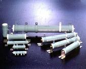 Non-flammable Fixed Wire Wound Resistor