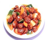 Sweet and Sour Vegetarian Meat