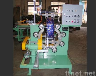 Vertical Type Tire Auto-wrapping Machine