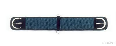 Deluxe Western Girth with Perforated