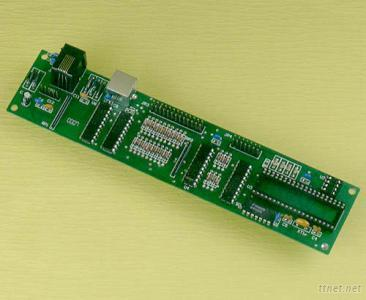 PCB Assembly with Components