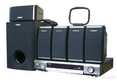 Home Theater System (AC-3/DTS Ready and Receiver)