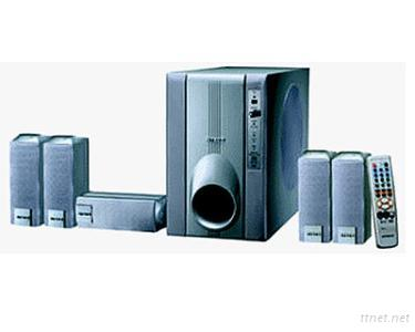 Home Theater System (AC-3/DTS Decoder)