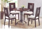 BISTRO TABLE + CHAIRS