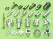 Steels and Aluminum Components