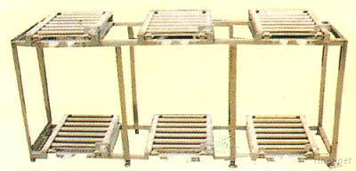 Stainless Steel Place-rack (Matching to L-rack)