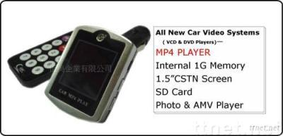 MP4 for Car