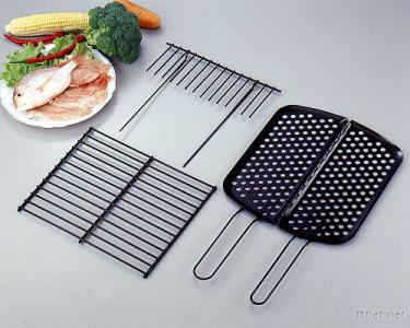 Fish and Vegetable Grill Topper