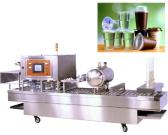 Fully Automatic Cup Filling and Sealing Packaging Machine