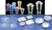 OPS Containers for Food Packaging