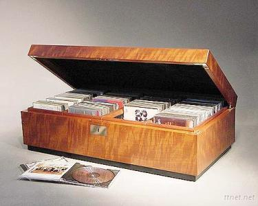 Compact Disc Collector's Box