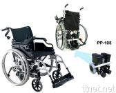 Power Unit for Manual Wheelchair