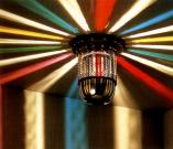 Rotary Colors Lamp