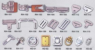 Racing Seatbelt Hardware and D-ring