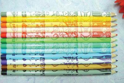 Printed Color Pencil