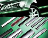 Car Bumper Trim