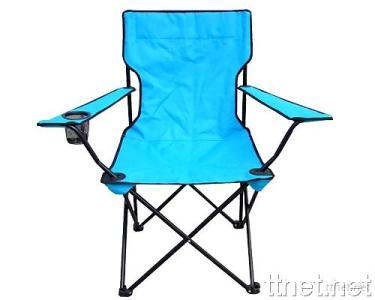 Foldable Camping Chair with Arm Rest