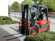 High Performance Forklift truck