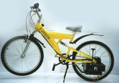 Patented Engine Bicycle