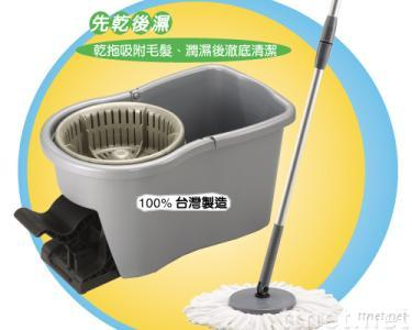 The centrifugal 360-Degree Mop