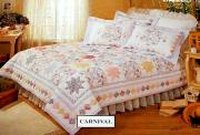 Hand Patchwork Blanket with Pillow Case