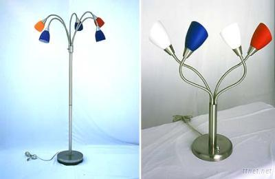 Claw Lamps