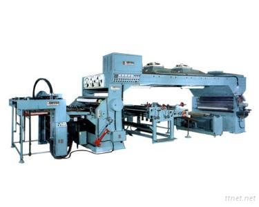 Automatic Water-based PP-film Laminating Machine