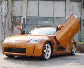 Vertical Door Assembly (Lambo Door)