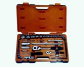 Multi Lock Socket Wrench Set