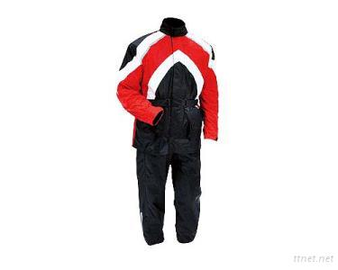 2 pc Rain Suit for Motorcycle Rider