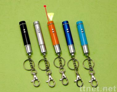 USB Flash Drive, Laser Pointer and LED
