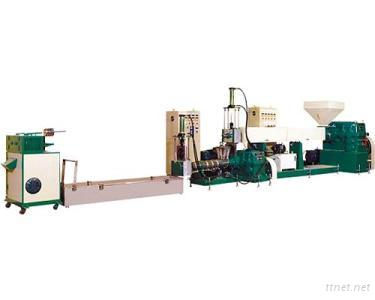 Waste Plastic Recycling Making Machine