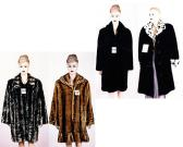 Artificial Fur Garments