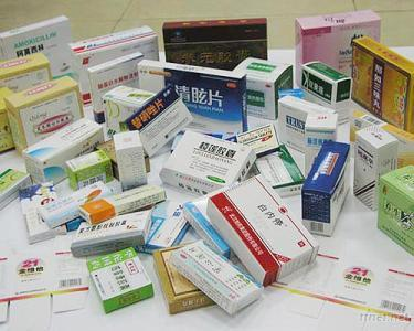 Pharmacetic Boxes