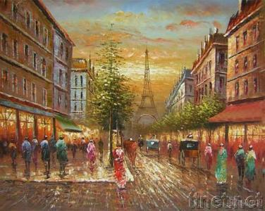 Canvas Oil Painting