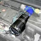 Carbon Fiber Charger with Special Bell-Shaped Cap, Suitable for CBII-604 Citroen C2 VTR 1.6 03-on