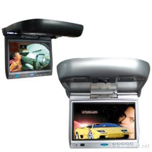 7inches Ceiling Mounted TFT LCD Monitor