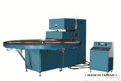 High Frequency PVC/PEVA Welding Machine<Auto Rotary Table Type>