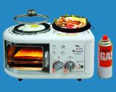 Multi-functional Oven