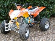 HONDA style Water Cooled and Double Swing Arm ATV