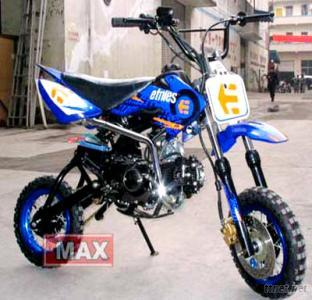 110cc Alloy Dirt Bike