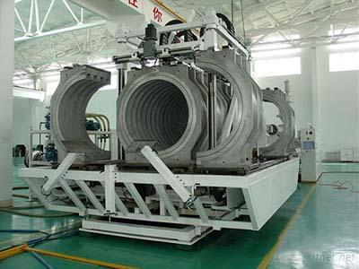 HDPE/PVC Double Wall Corrugated Pipe Extrusion Line