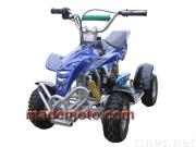 CE Approved Gas-Powered 2-Stroke Engine Quads Bike with Independent Shock Suspension WZAT0493