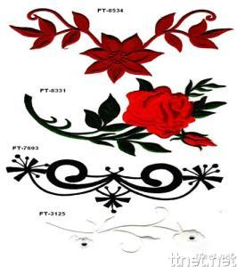 Embroidery Appliques