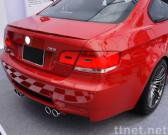 Lips Spoiler  for BMW E92 (M3)