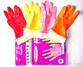 Latex Household Gloves or Rubber Gloves - DH301