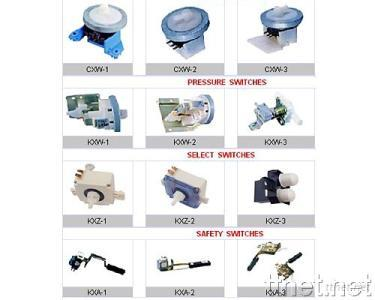 Water Transducer Select Switch